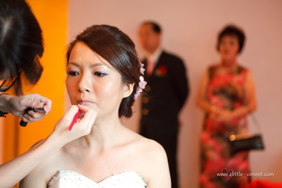 Singapore Wedding Photographer - A Little Moment Wedding Photography Singapore