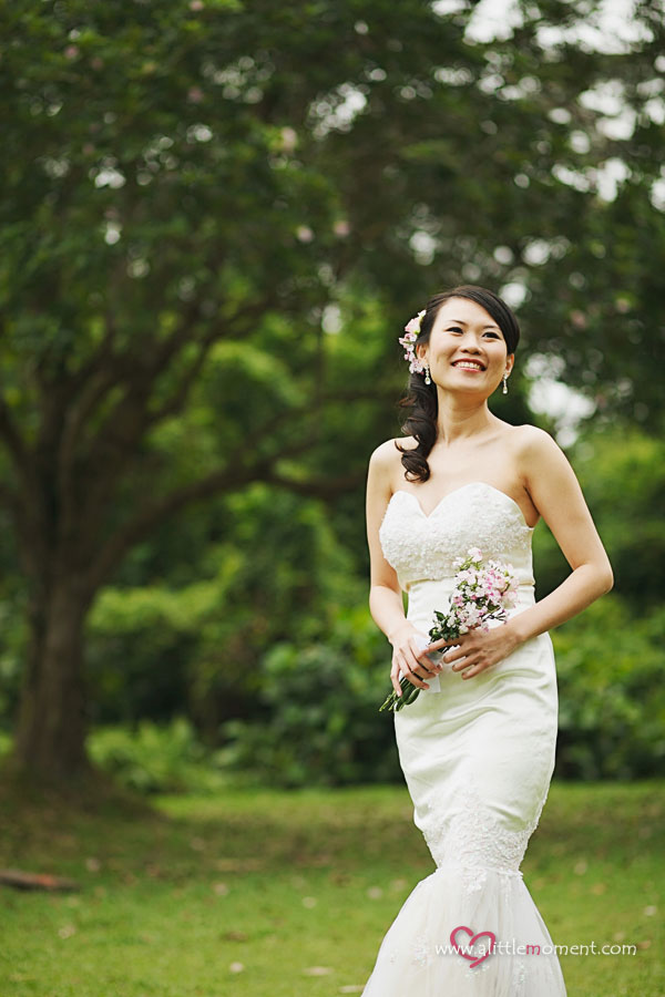 The Pre-Wedding of Cheryl and Rico by A Little Moment Wedding Photography Singapore