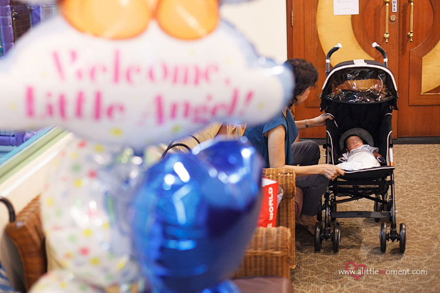 Rayner's Baby Shower by A Little Moment Wedding Photography Singapore