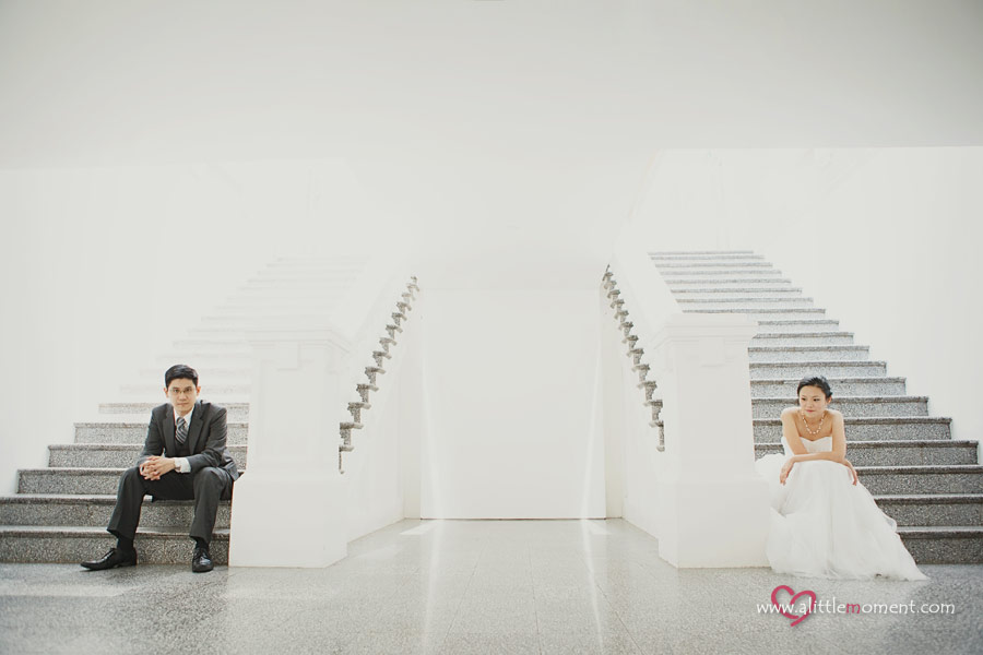 The Pre-Wedding of Agnes and Ming Khuan by A Little Moment Photography Singapore
