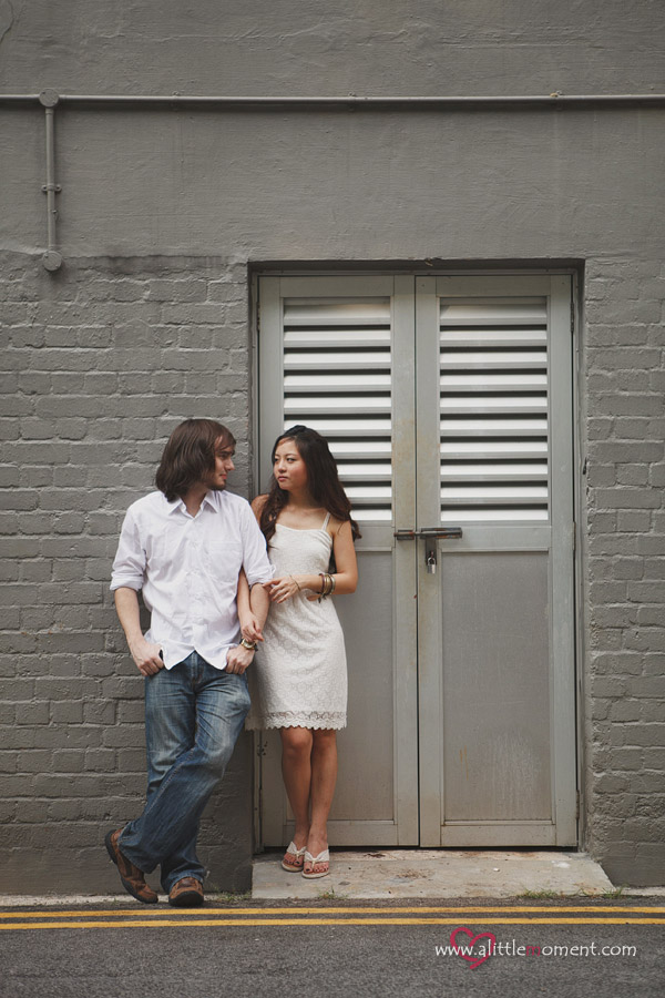 The Casual Pre-Wedding of Yongsi and Eddie by Sze Lee from A Little Moment Photography Singapore