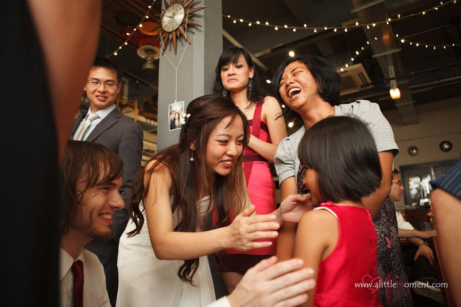 Yongsi and Eddie's Wedding at The Coastal Settlement, Singapore