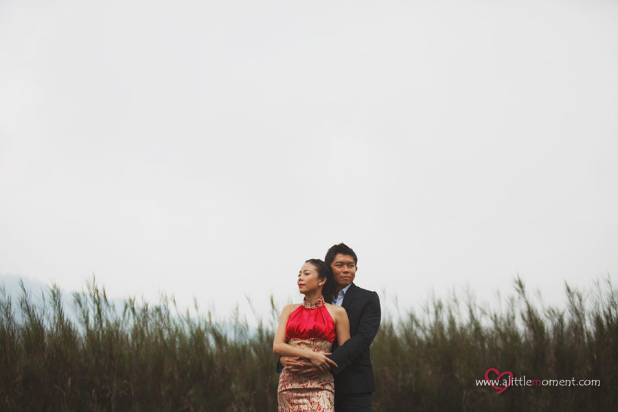 The Pre-Wedding of Irene and August in Bali by Sze Lee from A Little Moment Photography Singapore