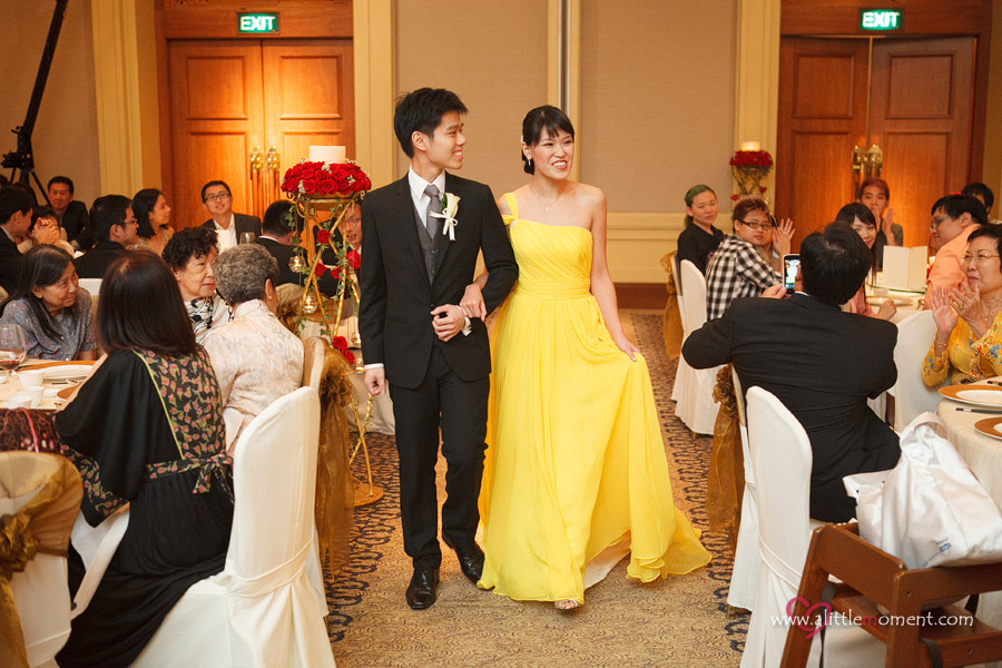 The Wedding Day of Gena and Shou Yi by Sze Lee from A Little Moment Photography Singapore