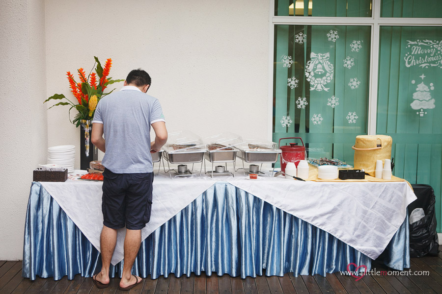 The Baby Shower of Justin by Sze Lee from A Little Moment Photography Singapore