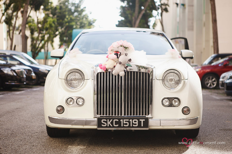 The Wedding Day of Cadence and Kenny by Sze Lee from A Little Moment Photography Singapore