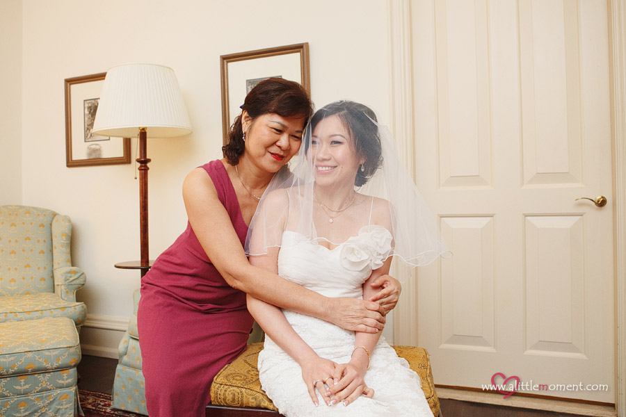The Wedding Day of Pauline and Mike by Sze Lee from A Little Moment Photography Singapore