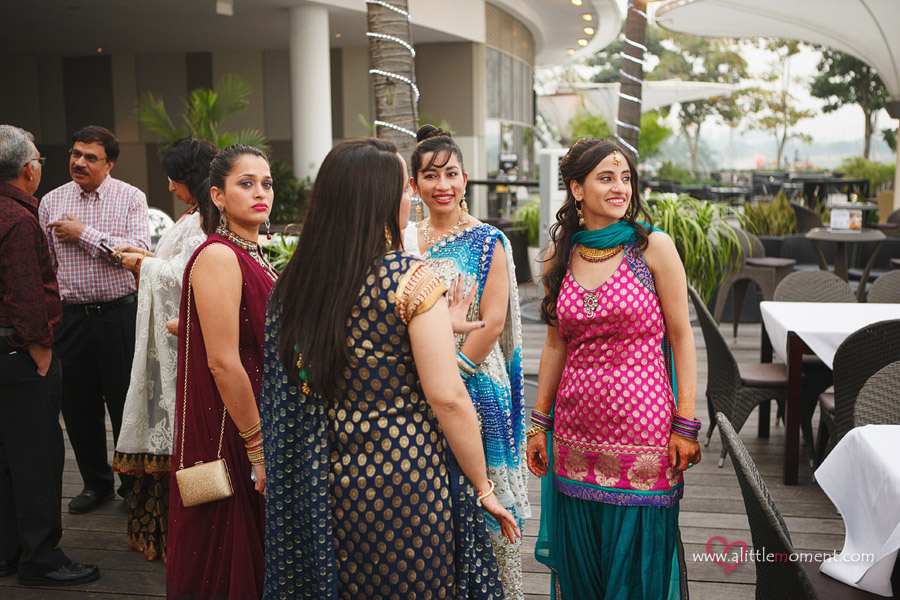 The Sangeet Celebration of Reeti and Daniel by Sze Lee from A Little Moment Photography