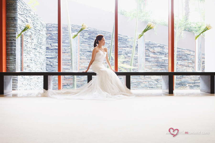 The Pre-Wedding of Charlotte and Kelvin by Sze Lee from A Little Moment Photography