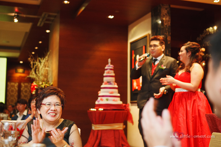 The Wedding Day of Amanda and Benjamin by Sze Lee from A Little Moment Wedding Photography Singapore
