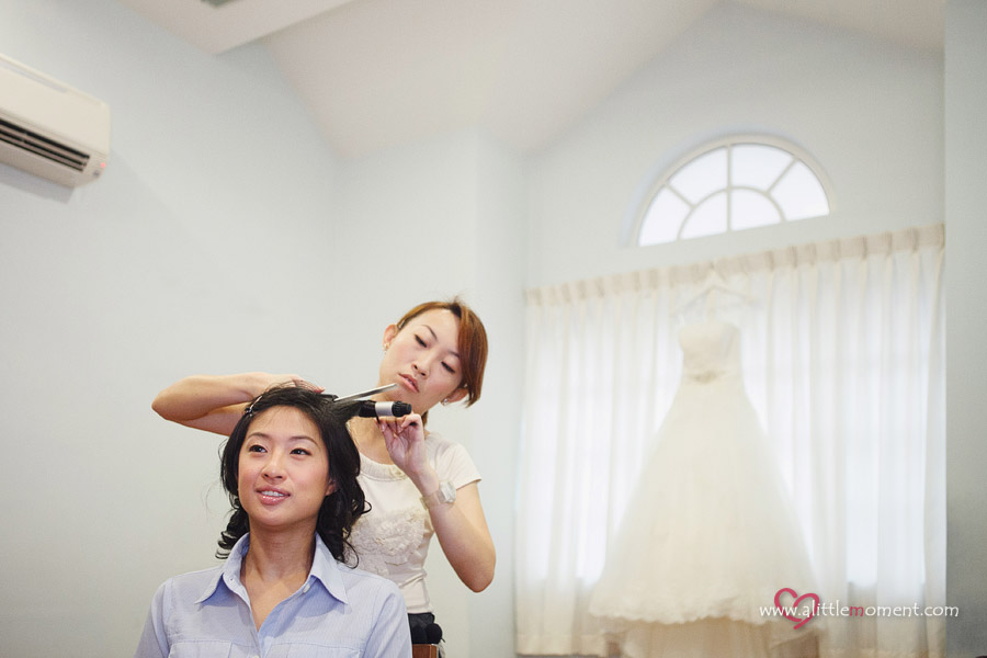 The Wedding Day of Eng Hock and Jacqueline by Sze Lee from A Little Moment Wedding Photography Singapore