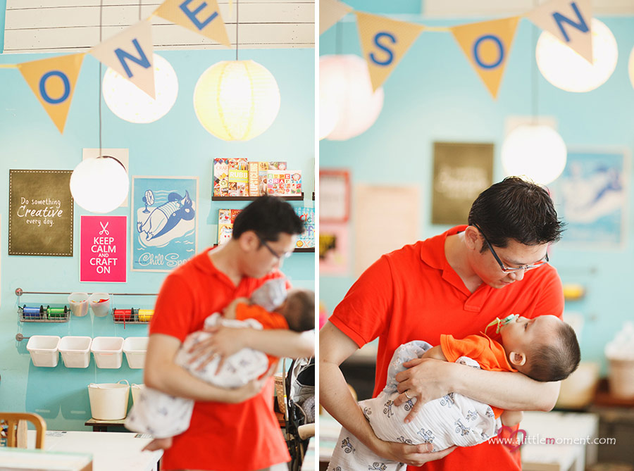 Josh's First Birthday Party by Sze Lee from A Little Moment Photography Singapore