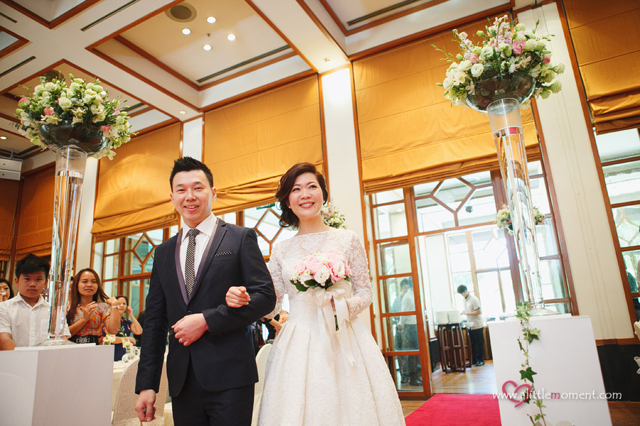 The Wedding Day of Xander and Grace at The Singapore Resort & Spa Sentosa by Sze Lee from A Little Moment Photography Singapore