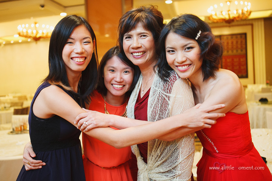 The Wedding Day of Ningsi and Allan at the Regent Hotel Singapore by Sze Lee from A Little Moment Photography Singapore
