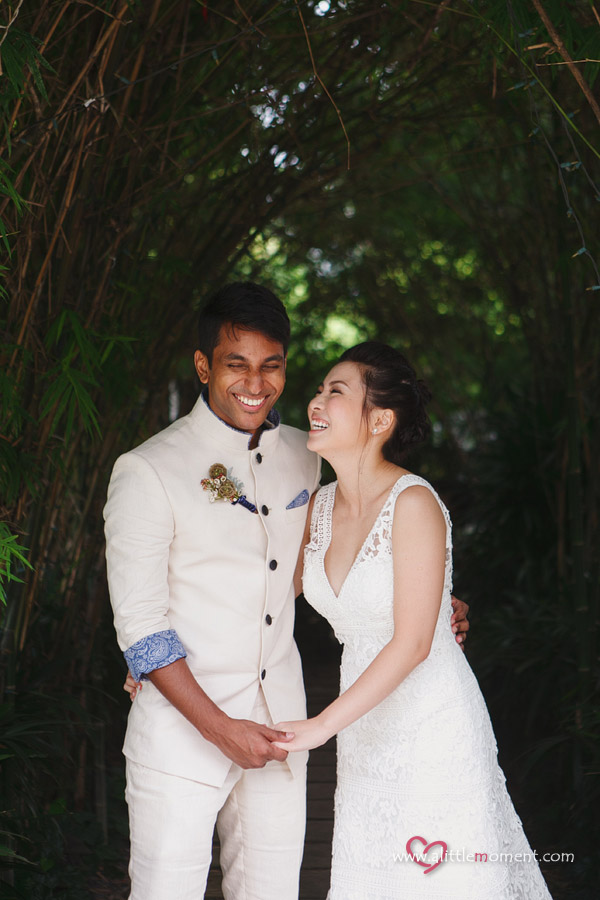The White Rabbit Wedding by Sze Lee from A Little Moment Photography