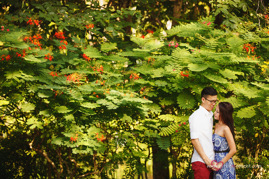Leanne and Zhiyi's Casual Pre-Wedding by A Little Moment Photography