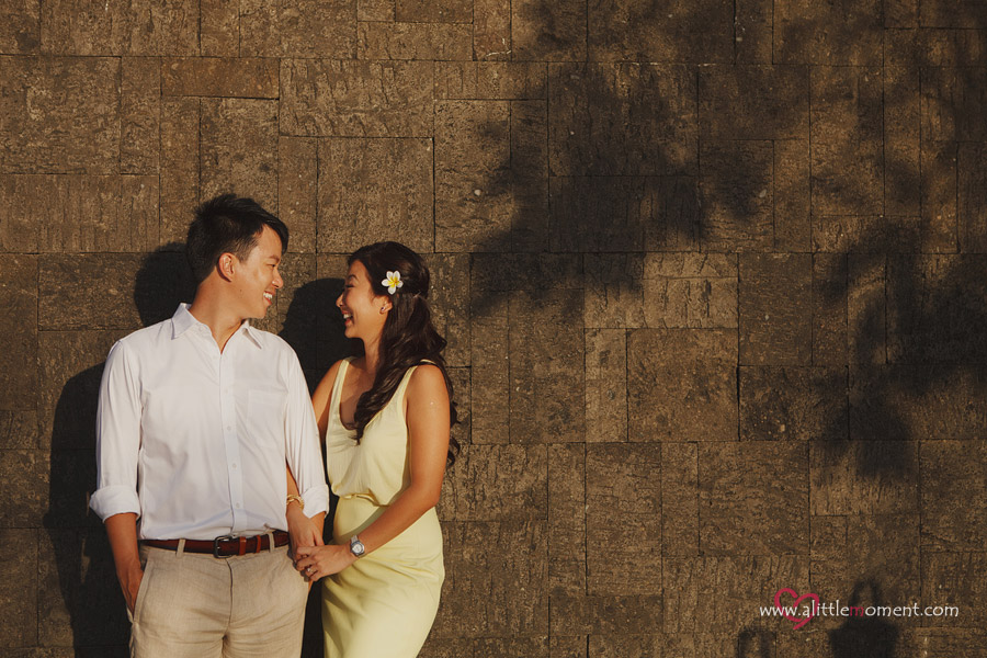 Nicola and Oozie's Bali Pre-Wedding by A Little Moment Photography