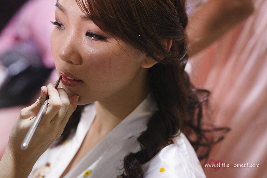Kai Ting and Brandon's Wedding at the Mandarin Oriental, Singapore