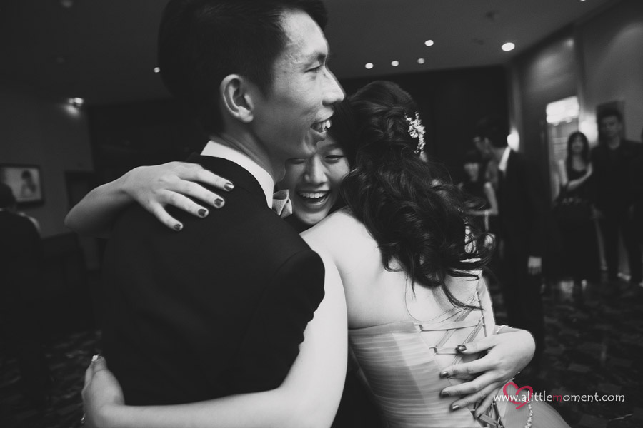 Xing Juan and Emileo's Wedding at Hilton Singapore Hotel
