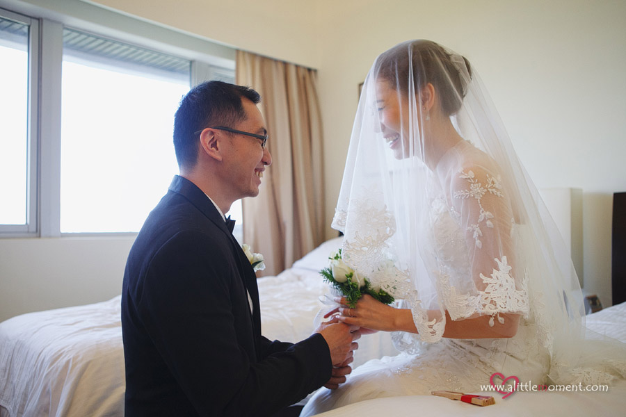 Ying Ying and Hein Mun's Wedding at Vineyard, Hort Park
