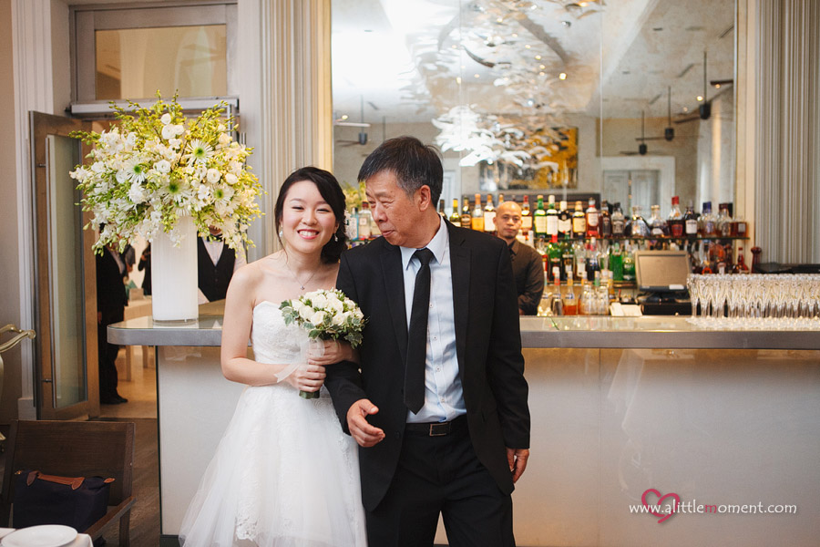 Hui Ting and Yew Thong's Solemnization at Flutes at the National Museum