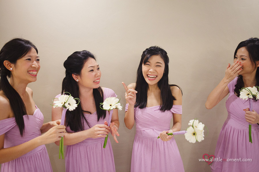Leanne and Zhiyi's Wedding at the Sengkang Methodist Church and Grand Hyatt Singapore