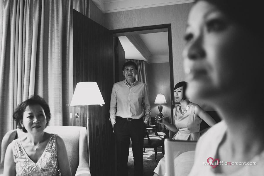 Sheraton Towers Singapore Wedding
