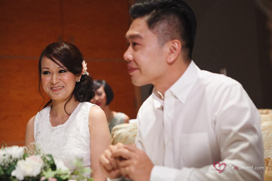 Sheraton Towers Singapore Wedding