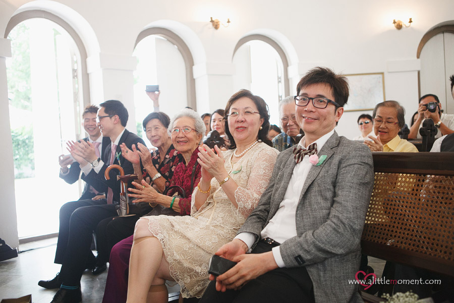 Yinru and Wei Yao's Wedding Day at Armenian Church and The White Rabbit by A Little Moment Wedding Photography Singapore