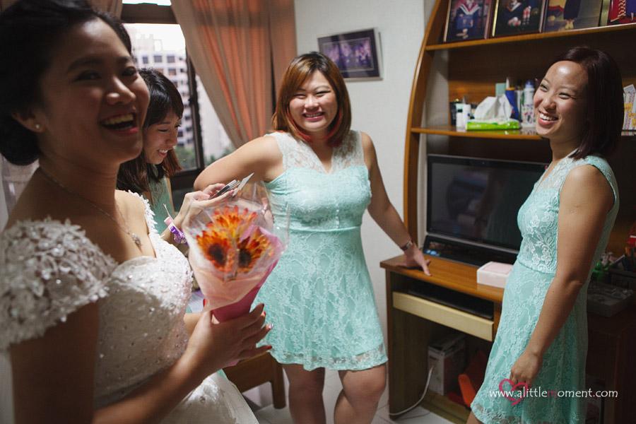 Peony Jade Clarke Quay Wedding