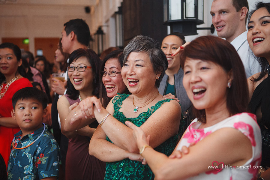 Nicola and Oozie's Wedding at Tamarind Hill Singapore