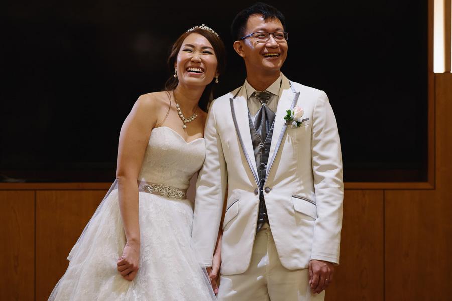 Khang En and Pei Xuan's Wedding Day