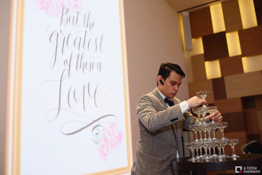 Grand Hyatt Singapore Wedding