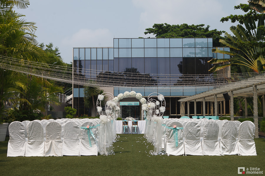 Hotel Fort Canning Garden Terrace Solemnization