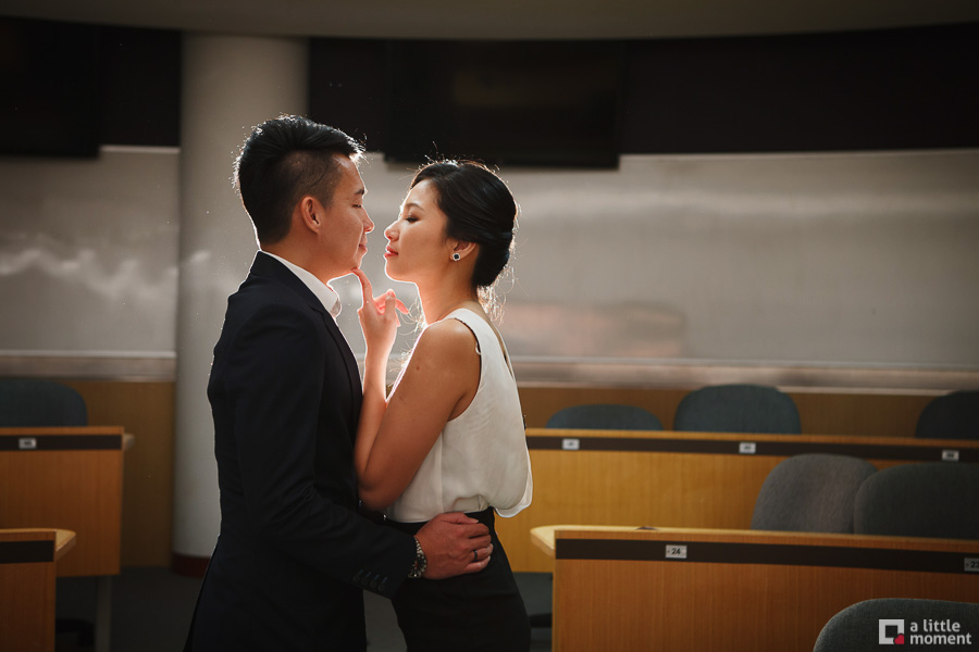 SMU Casual Pre-Wedding