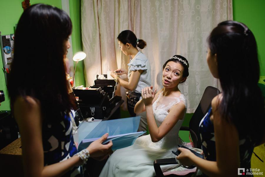 W Hotel Singapore Wedding