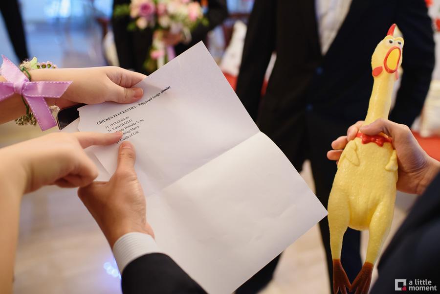 Hui Zhen and Wen Xian's Wedding