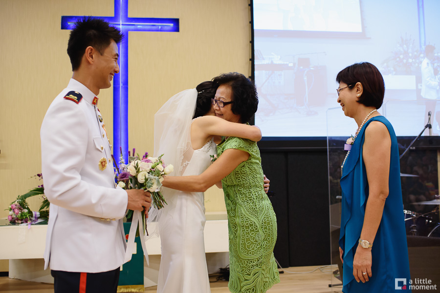 Wesley Methodist Church Wedding