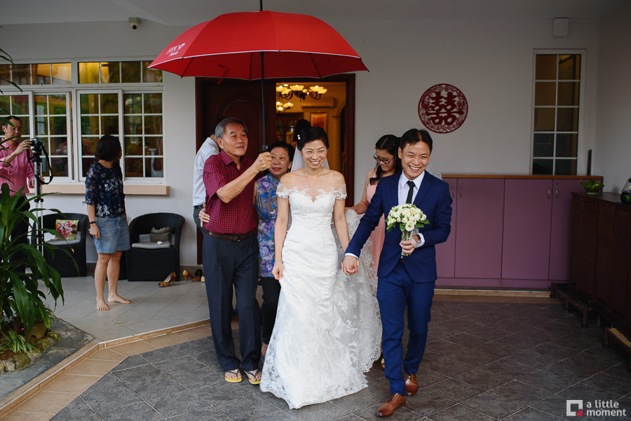 Parkroyal Beach Road Wedding