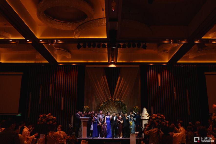 Parkroyal Beach Road Hotel Wedding