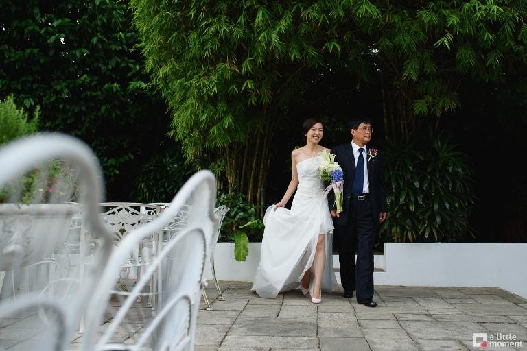 The White Rabbit Singapore Wedding