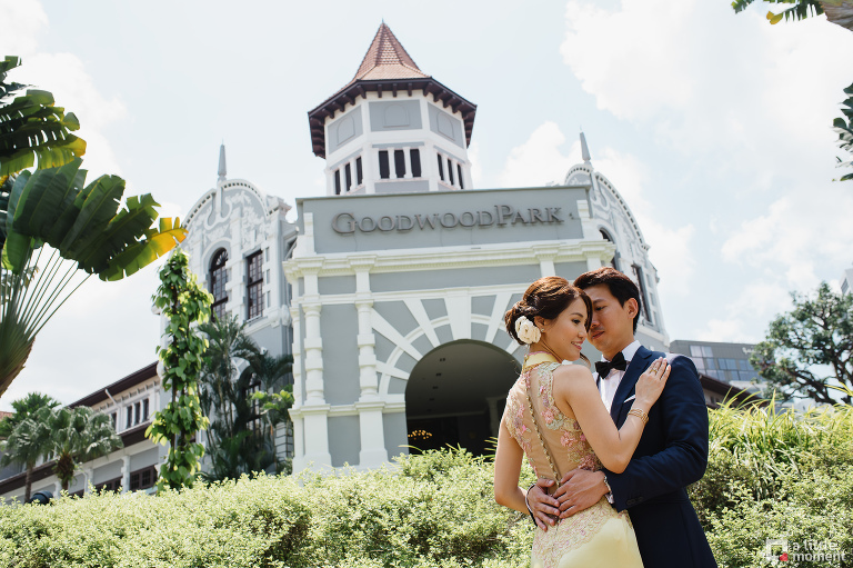 Goodwood Park Hotel Singapore Wedding