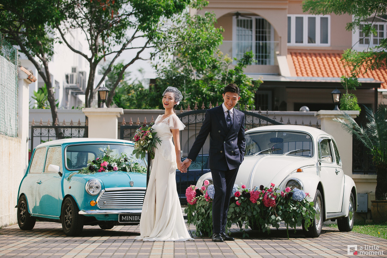Singapore Bridal Styled Shoot