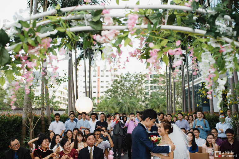 Ramada Singapore at Zhongshan Park Wedding